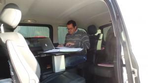 Aldo Calio, recherche de fuites en France