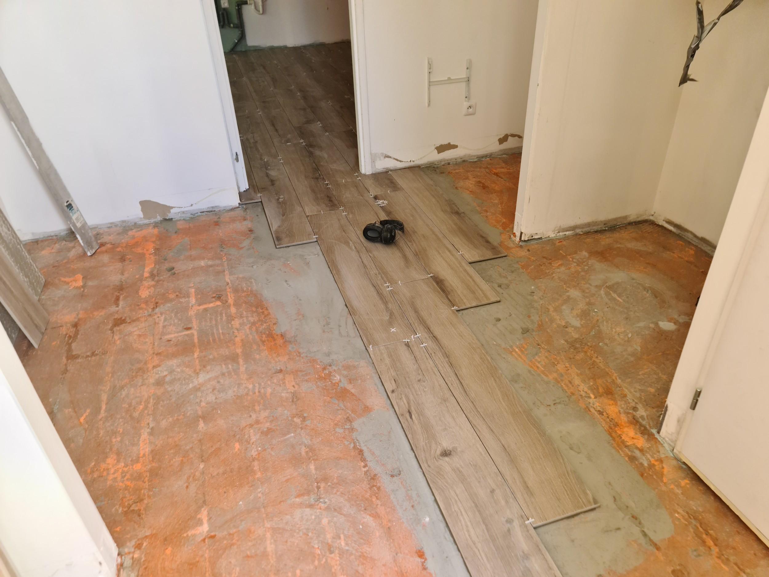 Travaux après dégât des eaux, SOS CC, Thaas, Sézanne, Marne